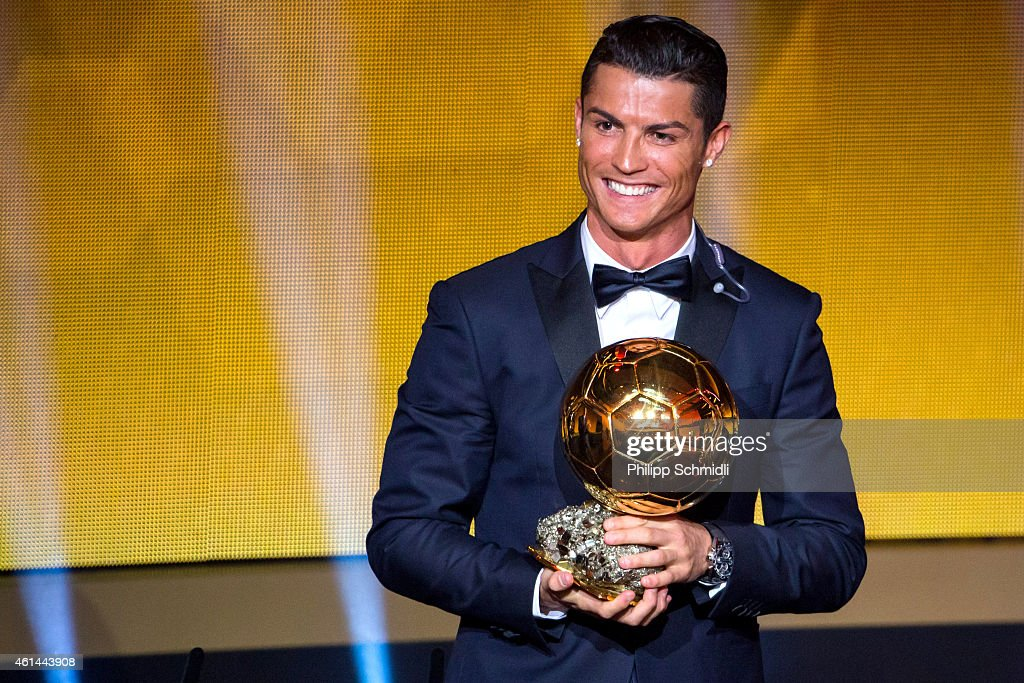 FIFA Ballon d'Or Gala 2014 : News Photo