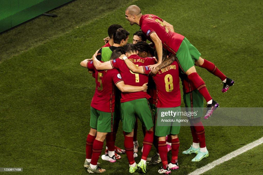 EURO 2020: Portugal vs France : News Photo