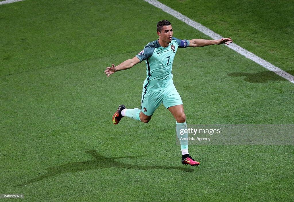 Portugal v Wales: Euro 2016 : News Photo