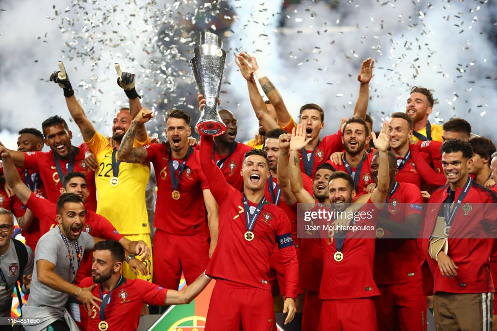 Portugal v Netherlands - UEFA Nations League Final : News Photo
