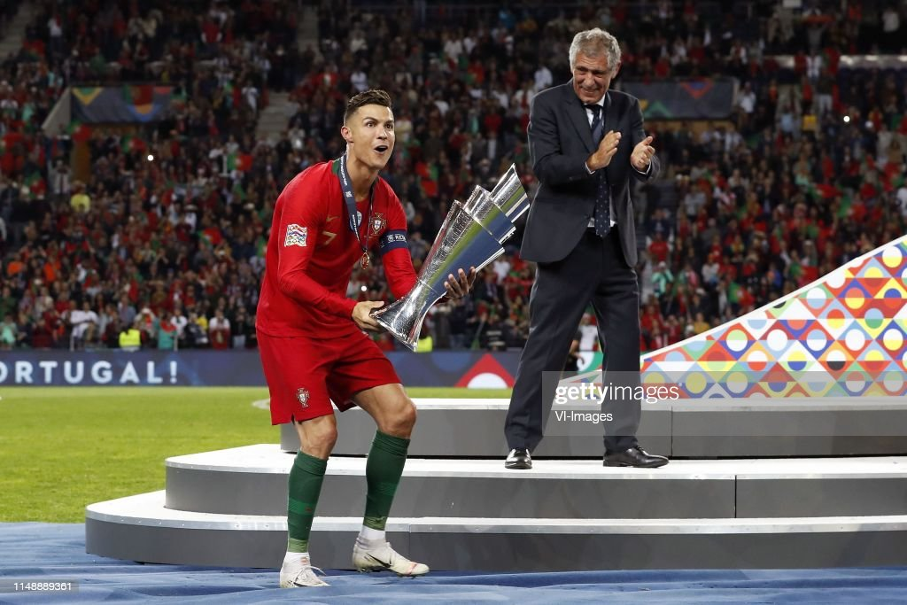 "UEFA Nations League""Portugal v the Netherlands"" : News Photo"