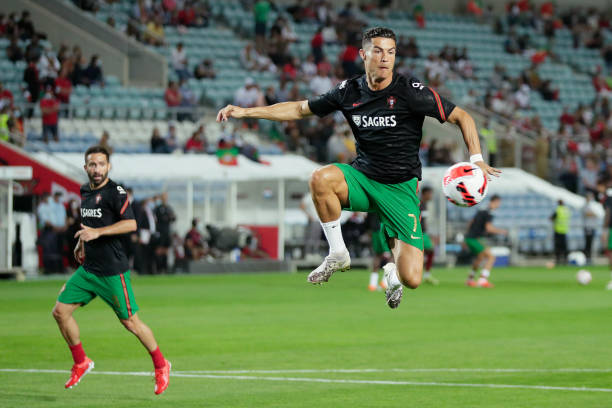 PRT: Portugal v Luxembourg - 2022 FIFA World Cup Qualifier