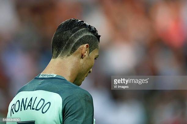71 Cristiano Ronaldo Hairstyle Photos And Premium High Res Pictures Getty Images