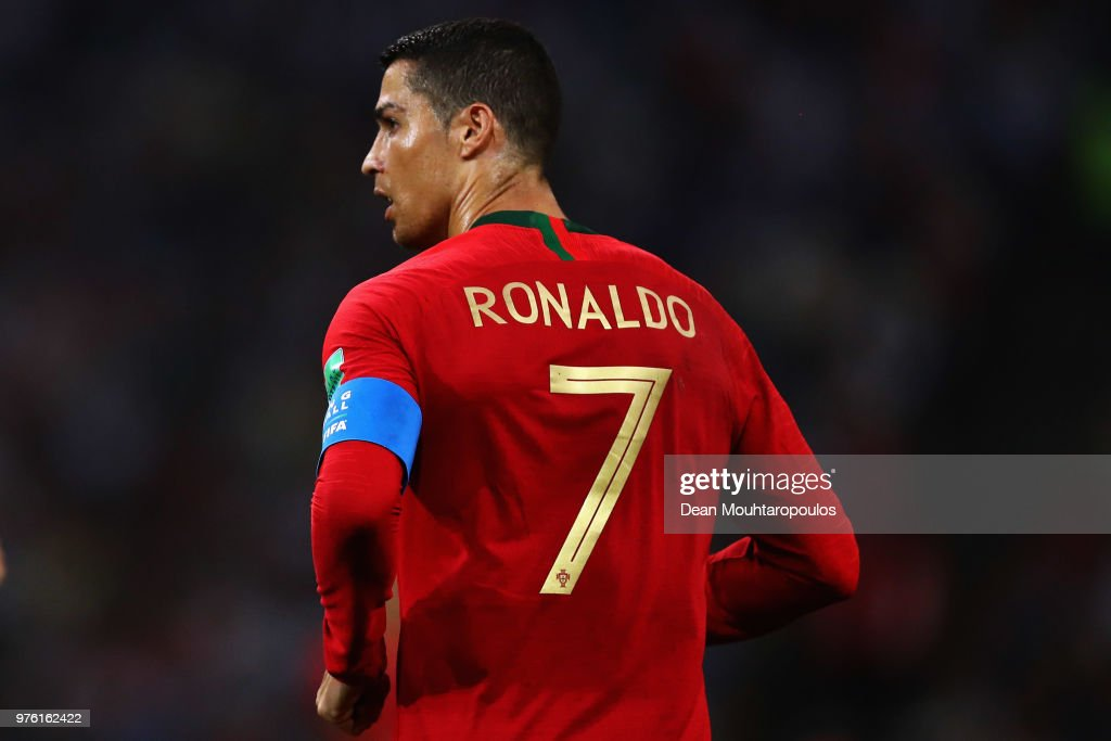 Portugal v Spain: Group B - 2018 FIFA World Cup Russia : News Photo
