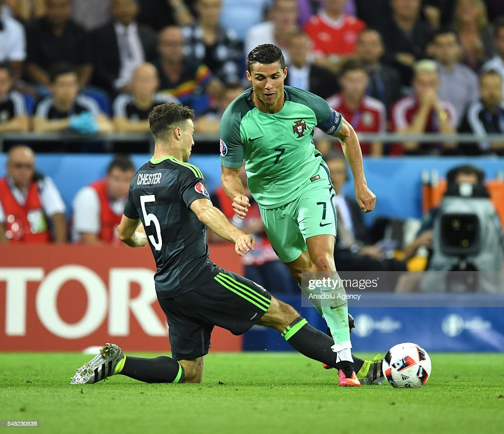 Portugal v Wales: Euro 2016 : News Photo