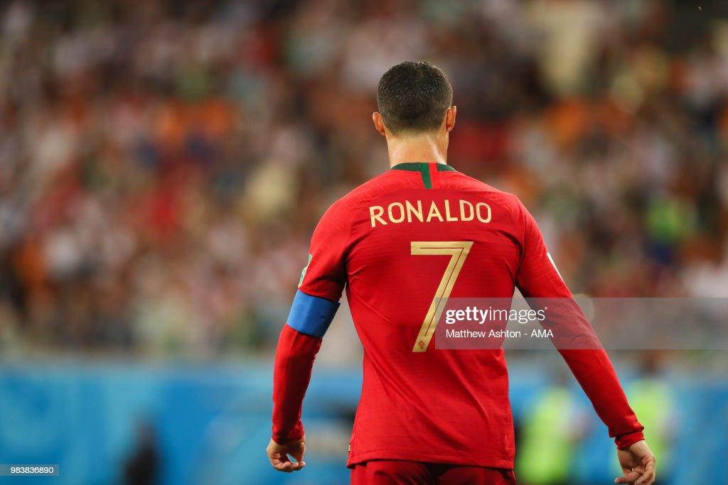 Iran v Portugal: Group B - 2018 FIFA World Cup Russia : News Photo