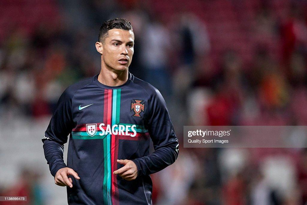 Portugal v Serbia - UEFA EURO 2020 Qualifier : News Photo