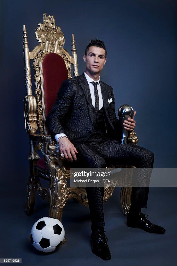 The Best FIFA Football Awards - Portraits : News Photo