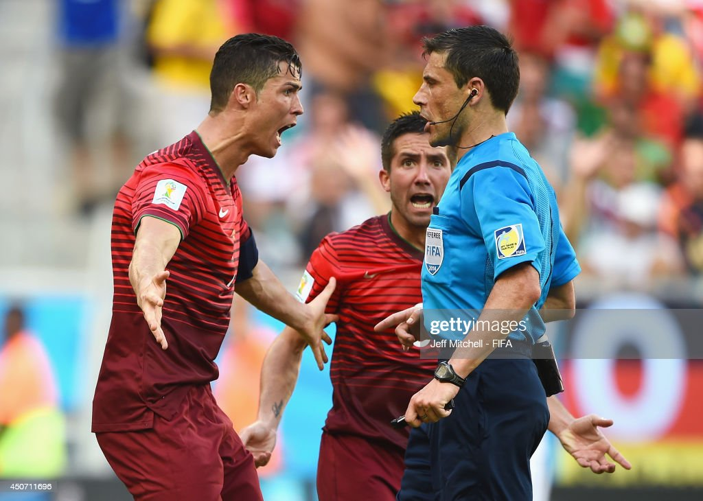 Germany v Portugal: Group G - 2014 FIFA World Cup Brazil : News Photo