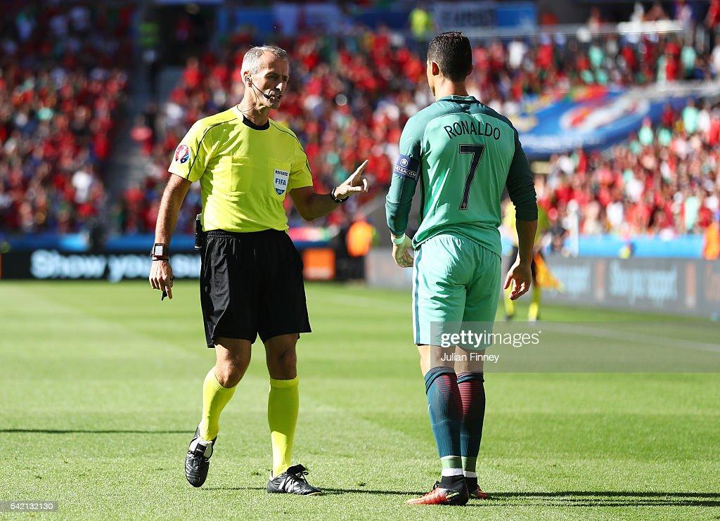 Hungary v Portugal - Group F: UEFA Euro 2016 : ニュース写真