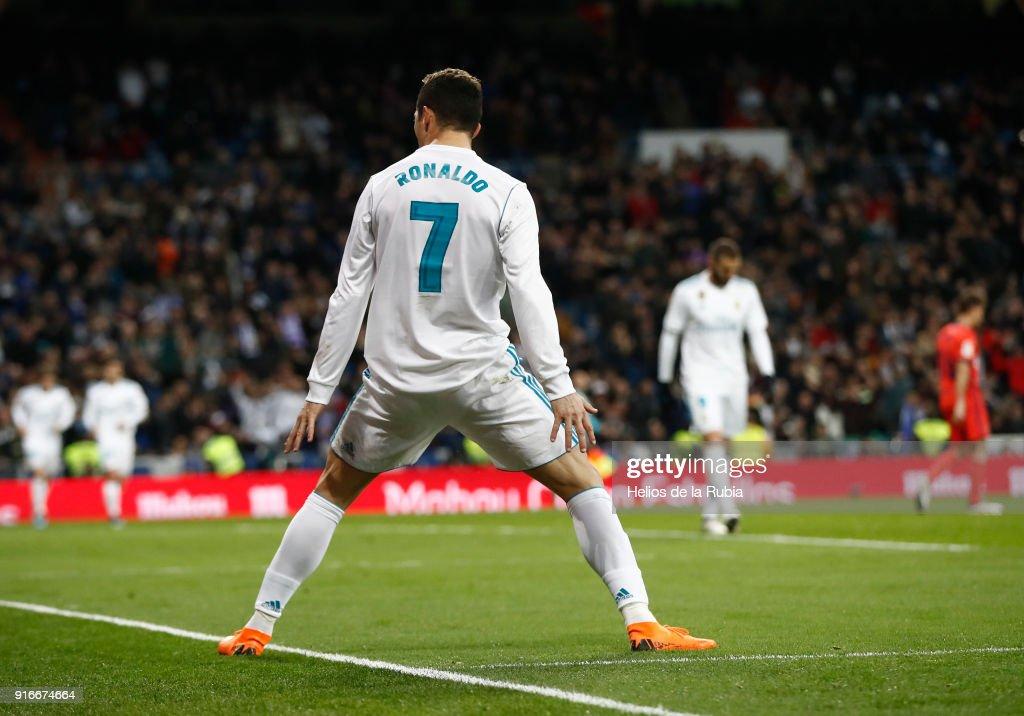 Real Madrid v Real Sociedad - La Liga : News Photo