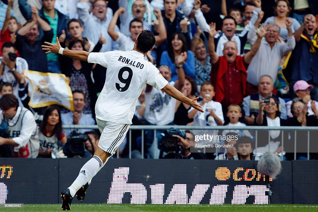 Real Madrid v Xerez CD - La Liga : News Photo