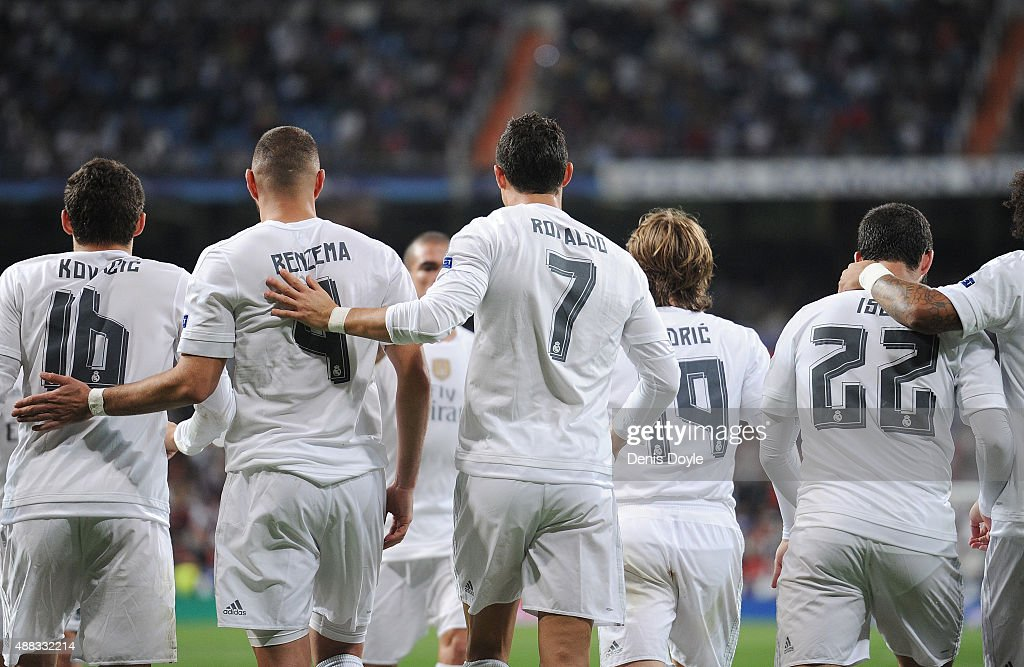 Real Madrid CF v FC Shakhtar Donetsk - UEFA Champions League : News Photo