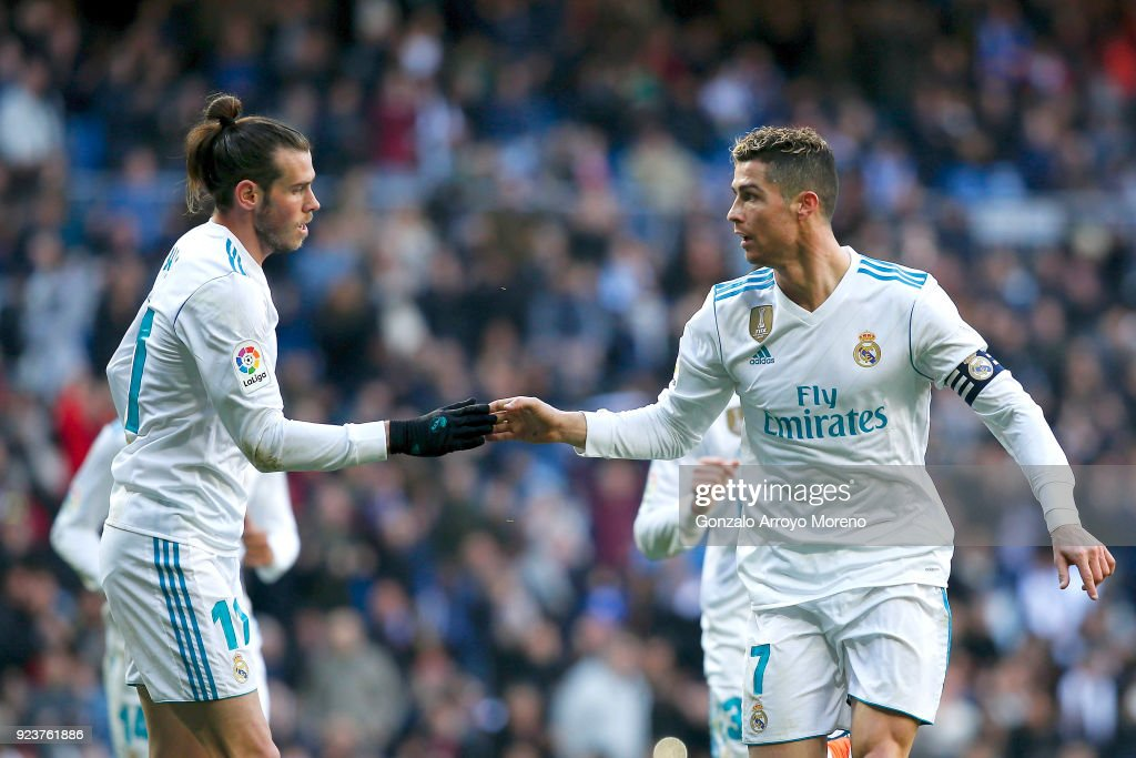 Real Madrid v Deportivo Alaves - La Liga