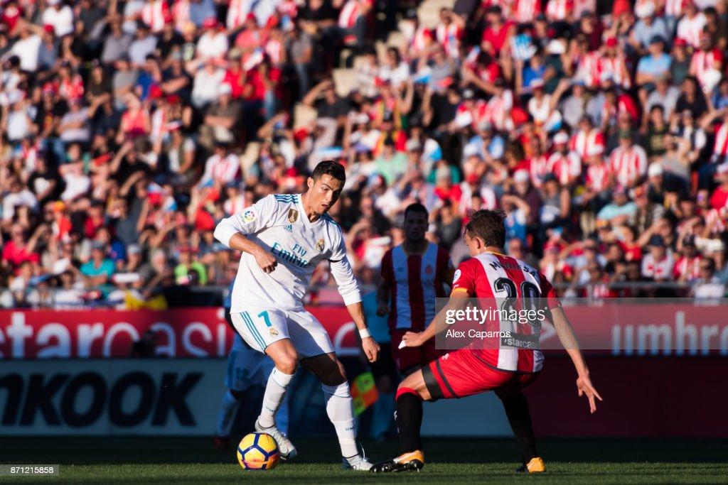 Girona v Real Madrid - La Liga : News Photo