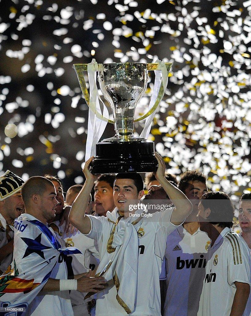 Real Madrid CF v RCD Mallorca  - Liga BBVA : News Photo