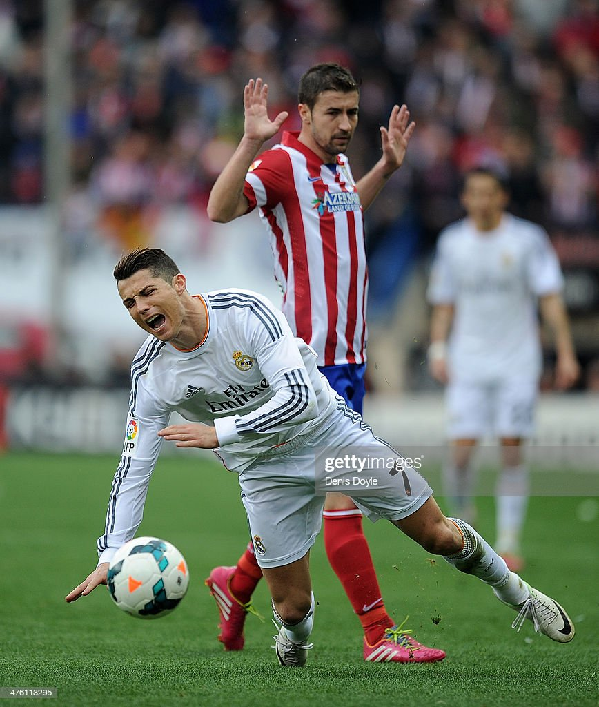 Club Atletico De Madrid V Real Madrid CF La Liga : News Photo