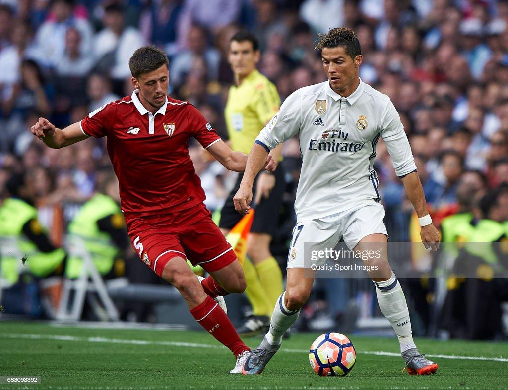 Real Madrid CF v Sevilla FC - La Liga : Nachrichtenfoto