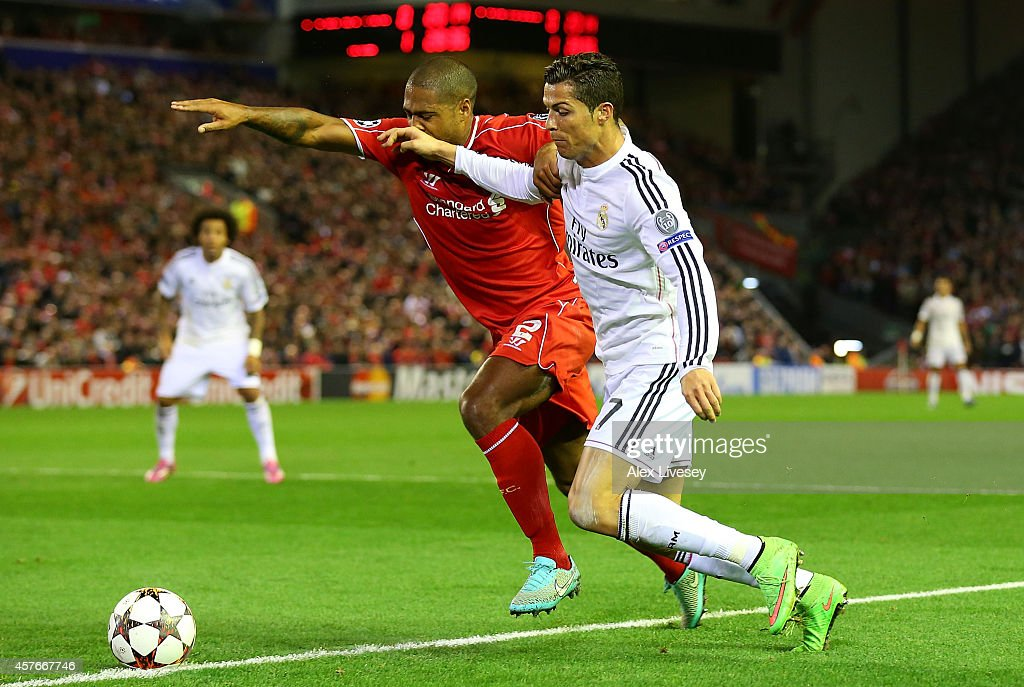 Liverpool FC v Real Madrid CF - UEFA Champions League : News Photo