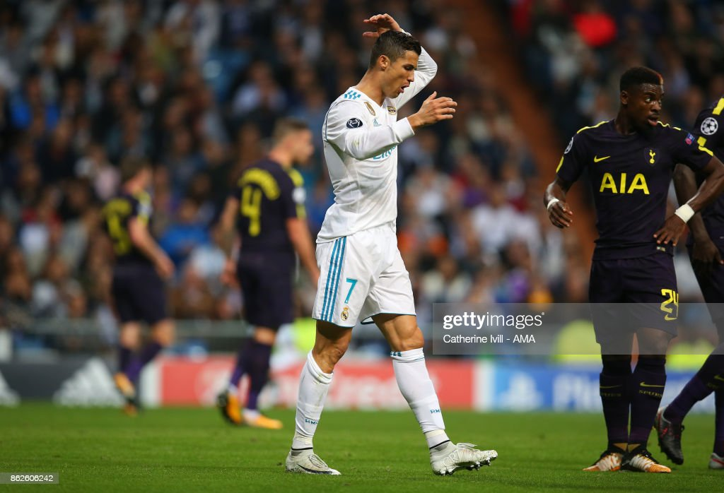 Real Madrid v Tottenham Hotspur - UEFA Champions League : ニュース写真