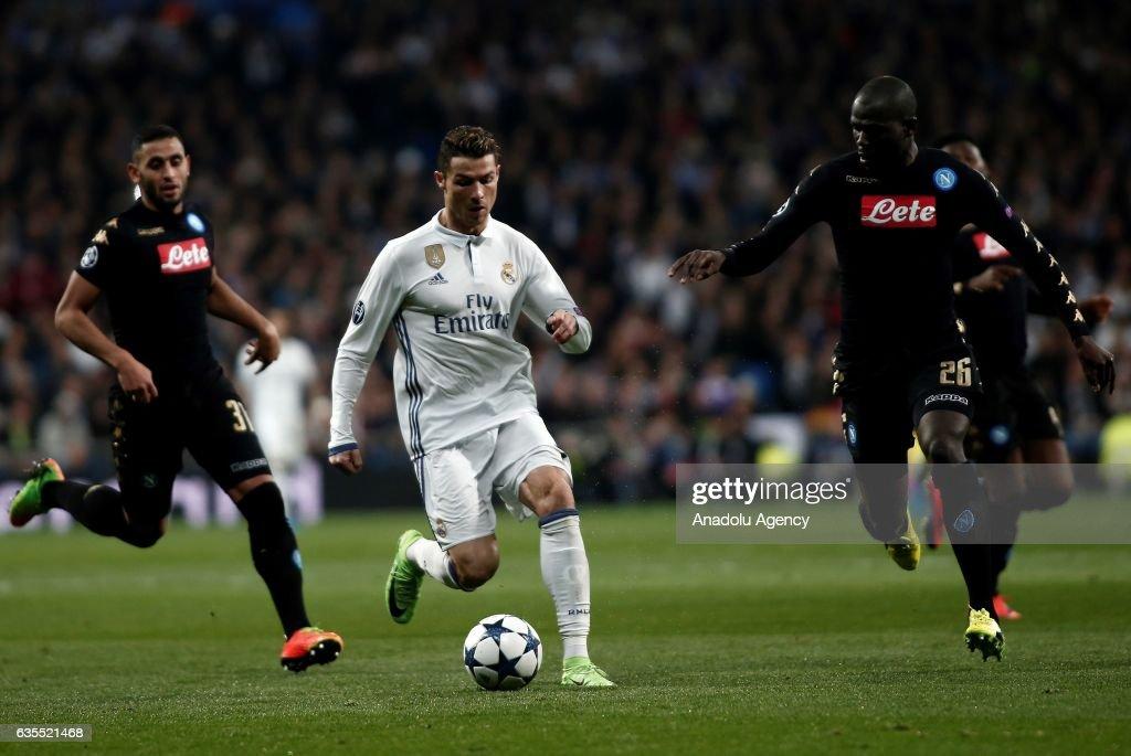 Real Madrid vs Napoli: UEFA Champions League : News Photo