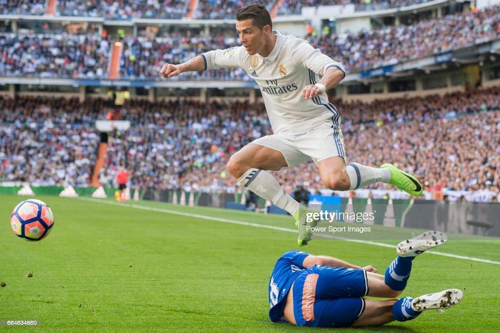 2016-17 La Liga - Real Madrid vs Deportivo Alaves : Foto di attualità