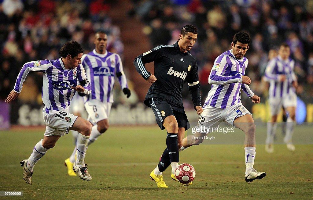 Real Valladolid v Real Madrid - La Liga