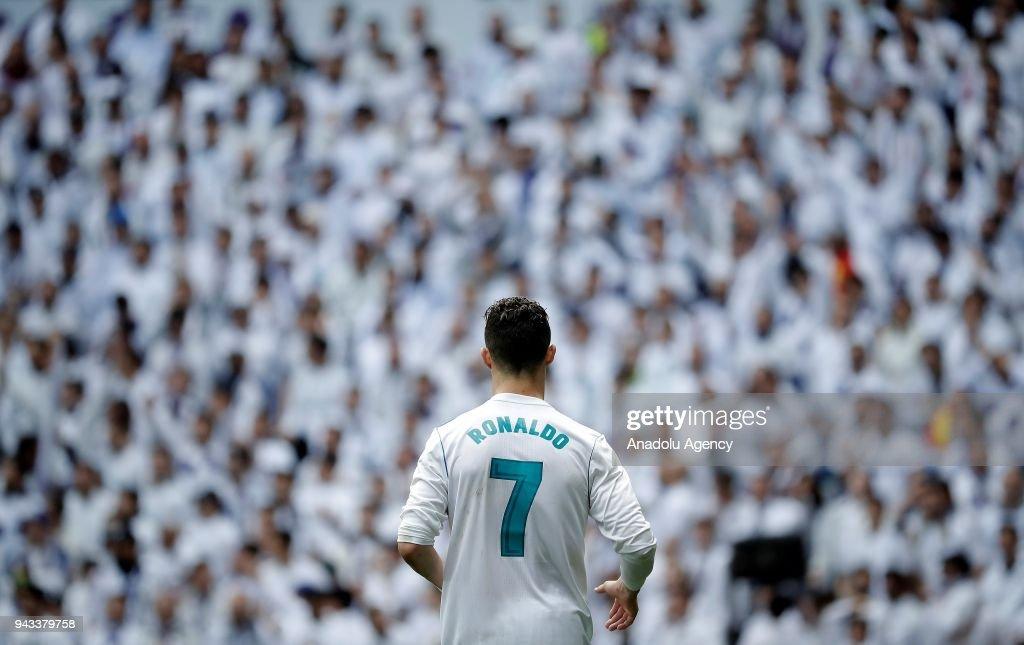 Real Madrid vs Atletico Madrid: La Liga : News Photo
