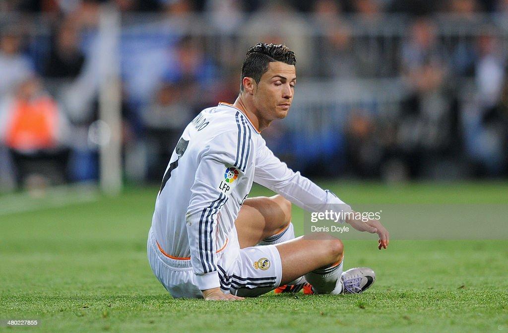 Real Madrid CF v FC Barcelona - La Liga : News Photo