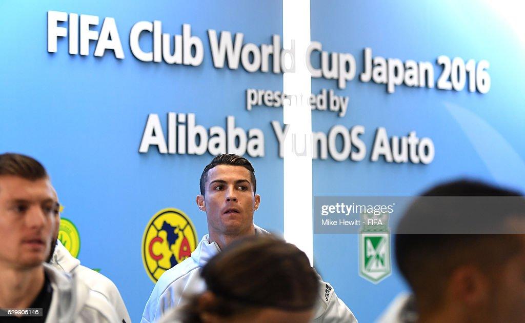 Club America v Real Madrid - FIFA Club World Cup Semi Final : News Photo