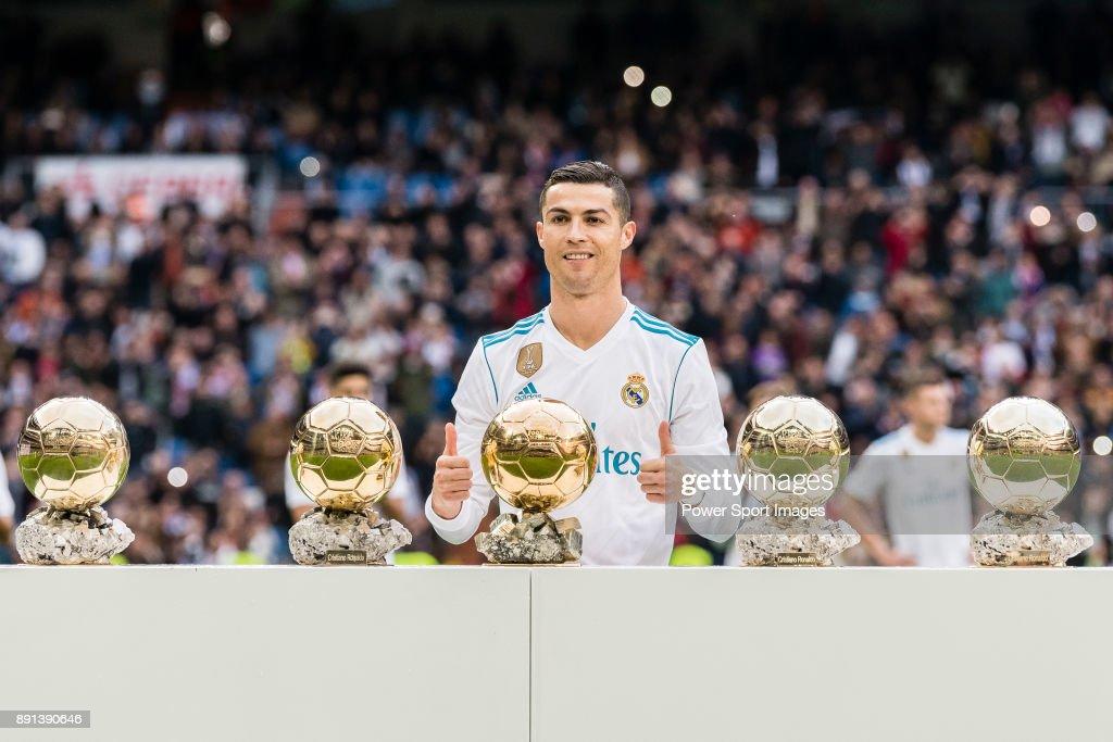 La Liga 2017-18 - Real Madrid vs Sevilla FC : Nachrichtenfoto