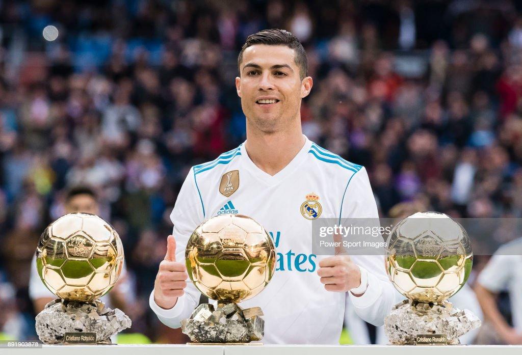 La Liga 2017-18 - Real Madrid vs Sevilla FC : News Photo