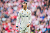 bilbao spain cristiano ronaldo real madrid