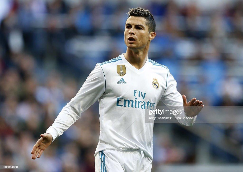 Real Madrid v Deportivo La Coruna - La Liga : ニュース写真