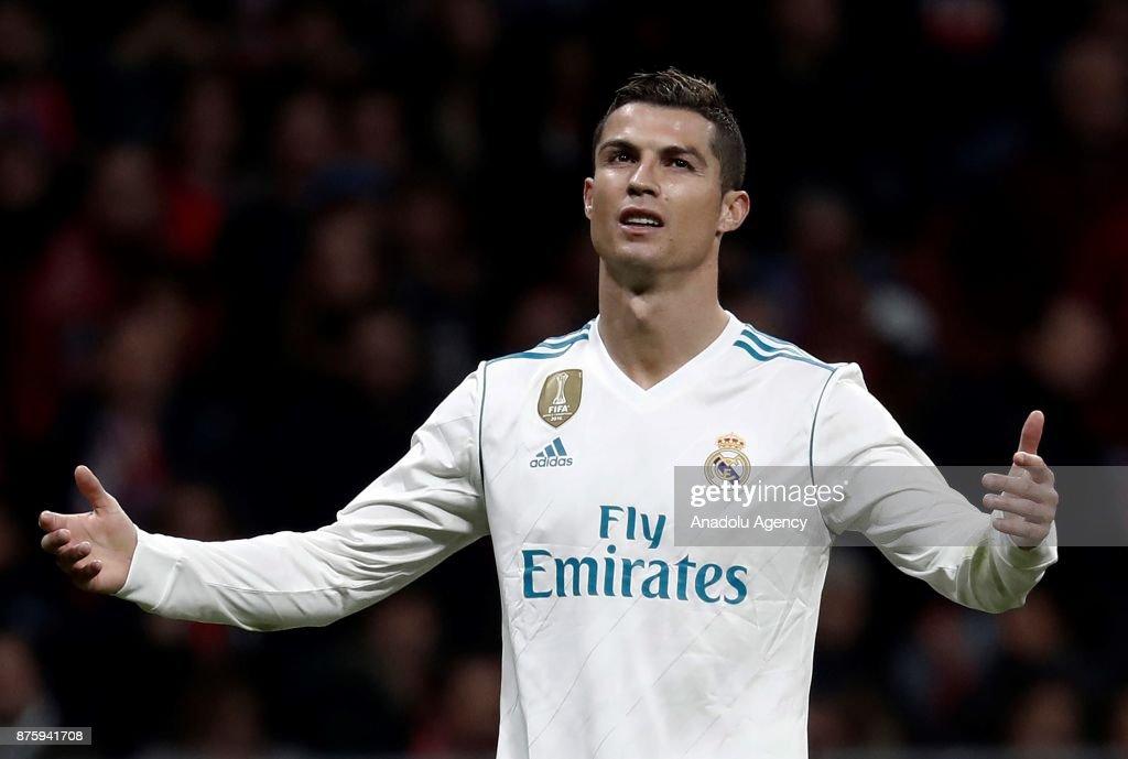 Atletico Madrid v Real Madrid - La Liga : News Photo