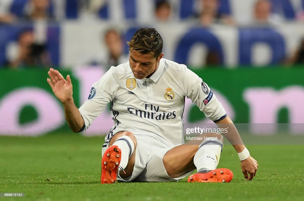 Real Madrid CF v FC Bayern Muenchen - UEFA Champions League Quarter Final: Second Leg : News Photo