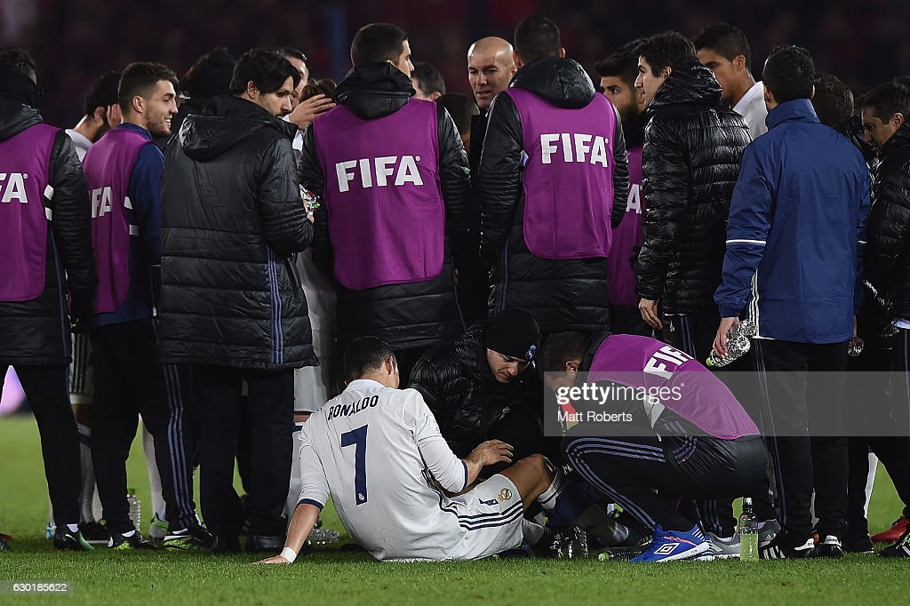 Real Madrid v Kashima Antlers- FIFA Club World Cup Final : News Photo