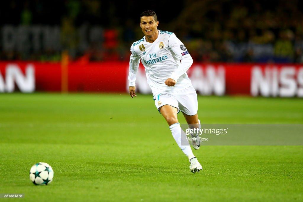 Borussia Dortmund v Real Madrid - UEFA Champions League : News Photo
