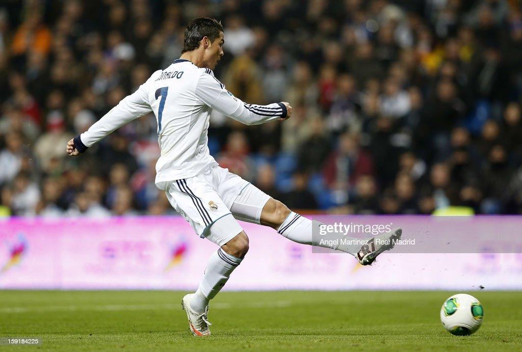 Real Madrid CF v Real Club Celta de Vigo - Copa del Rey : News Photo