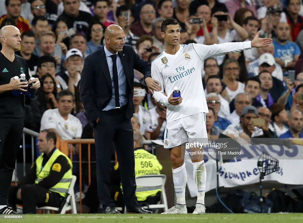Real Madrid v Espanyol - La Liga : News Photo