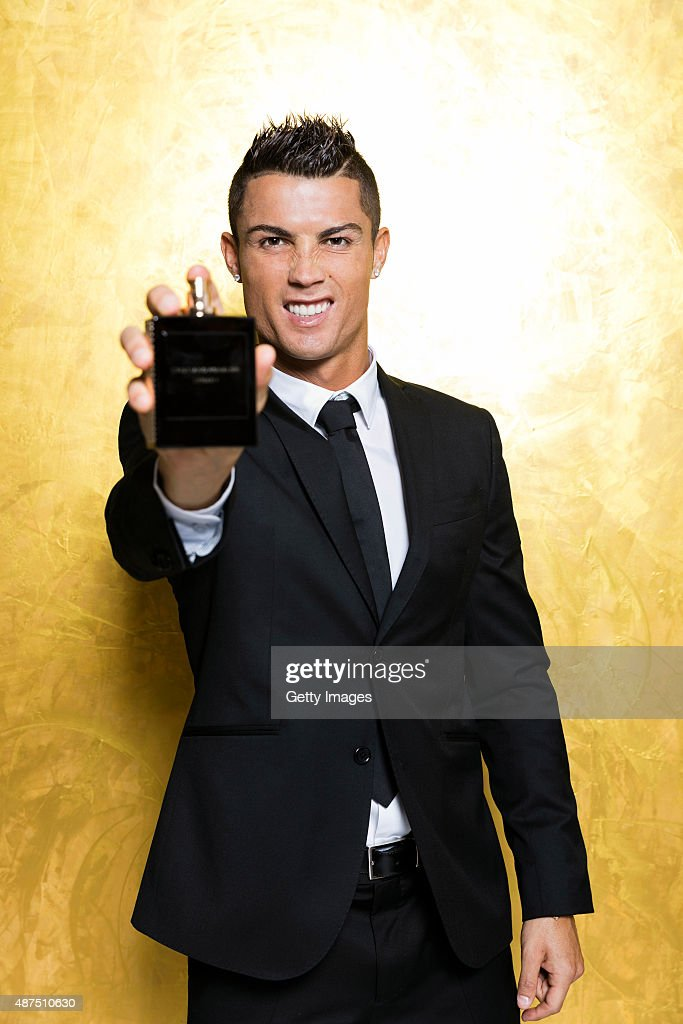 Cristiano Ronaldo Launches His Debut Fragrance, Cristiano Ronaldo Legacy