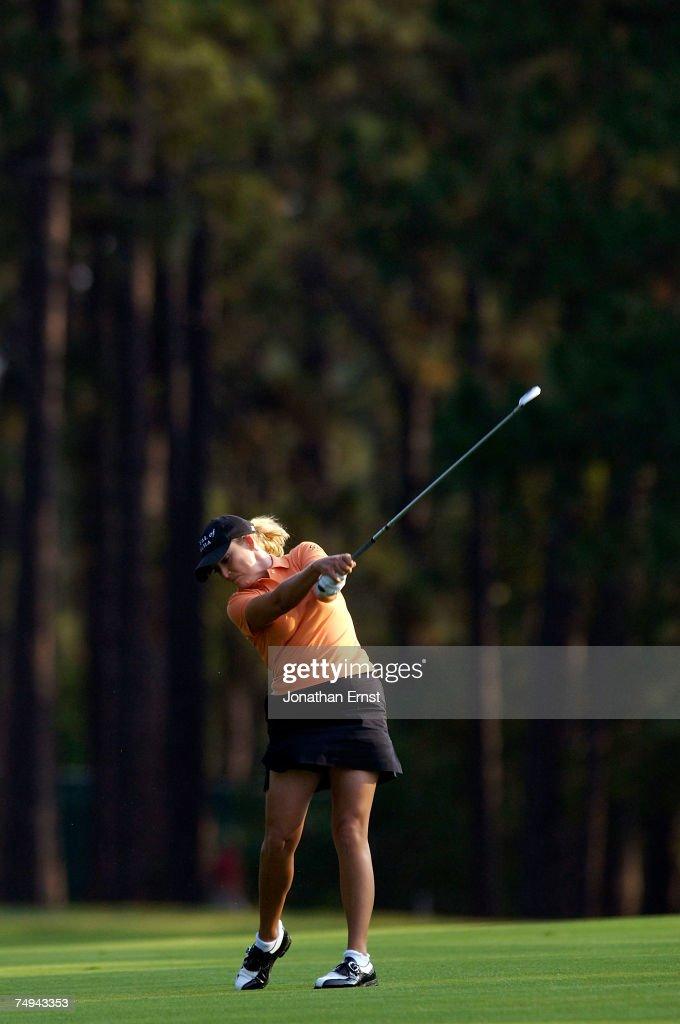 U.S. Women's Open Championship - Round One : News Photo