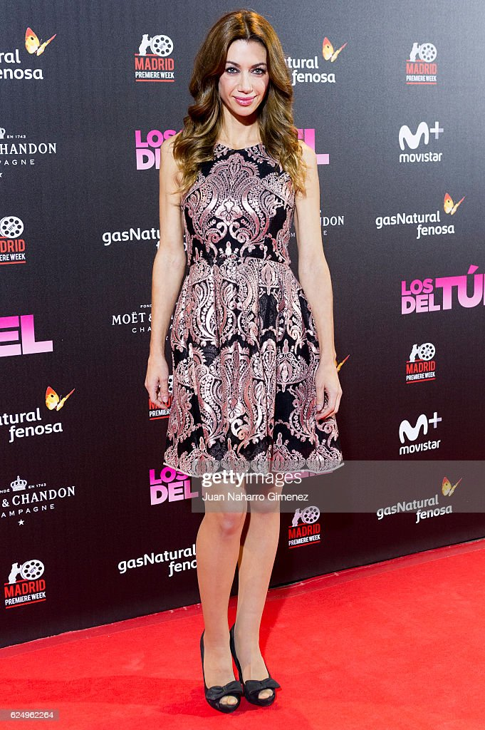 'Los Del Tunel' Madrid Premiere : News Photo