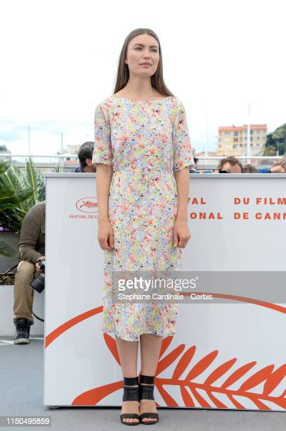 Cristina Chiriac attend the photocall for Tommaso during the 72nd annual Cannes Film Festival on May 20 2019 in Cannes France