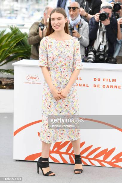 Cristina Chiriac attends the photocall for Tommaso during the 72nd annual Cannes Film Festival on May 20 2019 in Cannes France