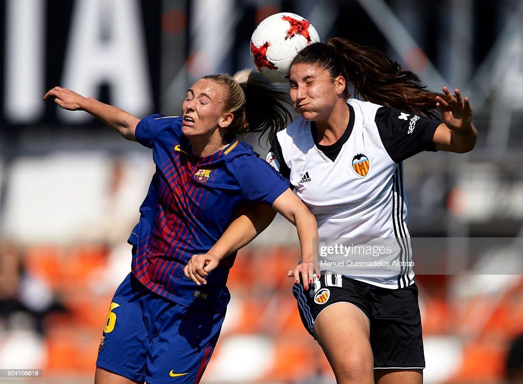 Valencia Women v FC Barcelona Women - La Liga Femenina