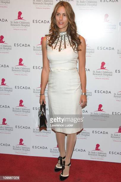 Cristina Cuomo during Minnie Driver Celebrates The Escada 2006 Fall/Winter Collection Benefiting The St. Jude Research Hospital at The Pink Elephant...