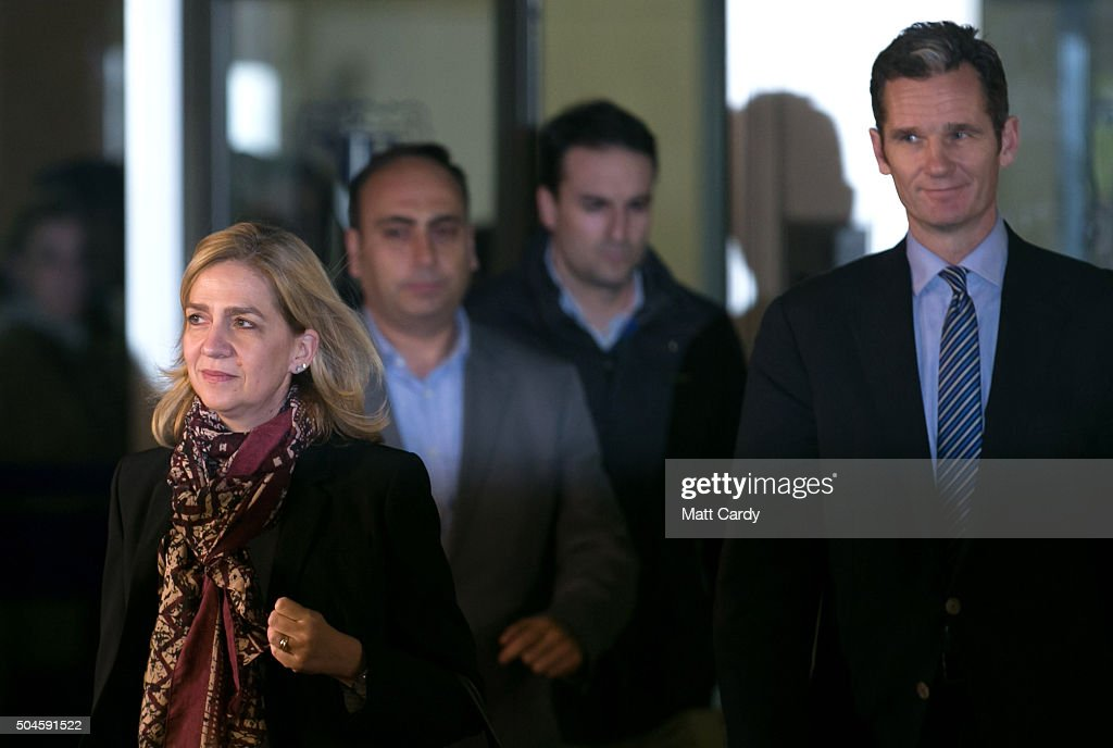 Princess Christina of Spain acquitted of tax fraud