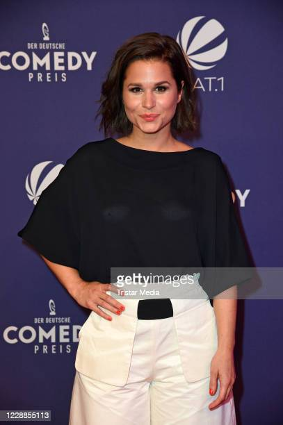 Cristina do Rego attends the 24th German Comedy Awards at Brainpool TV on October 2, 2020 in Cologne, Germany.