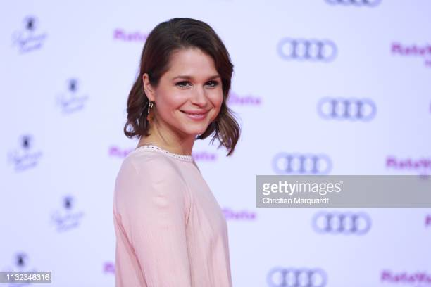 Cristina do Rego attends the Rate Your Date premiere at CineStar on February 26 2019 in Berlin Germany